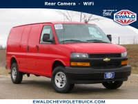 New, 2020 Chevrolet Express Cargo Van RWD 2500 135