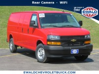 New, 2020 Chevrolet Express Cargo Van RWD 2500 155