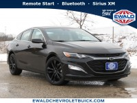 New, 2020 Chevrolet Malibu LT, Black, 20C335-1