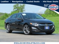 New, 2020 Chevrolet Malibu Premier, Black, 20C473-1