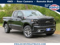 New, 2020 Chevrolet Silverado 1500 RST, Black, 20C1152-1