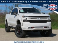 New, 2020 Chevrolet Silverado 1500 RST, White, 20C116-1