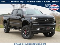 New, 2020 Chevrolet Silverado 1500 RST, Black, 20C173-1