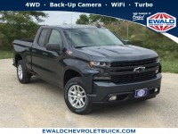New, 2020 Chevrolet Silverado 1500 RST, Gray, 20C64-1