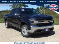 New, 2020 Chevrolet Silverado 1500 LT, Blue, 20C91-1