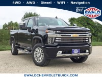 New, 2020 Chevrolet Silverado 2500HD High Country, Black, 20C42-1
