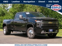 New, 2020 Chevrolet Silverado 3500HD High Country, Black, 20C1037-1