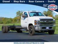 New, 2020 Chevrolet Silverado MD Work Truck, White, 20C1165-1