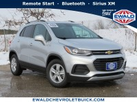 New, 2020 Chevrolet Trax LT, Silver, 20C143-1