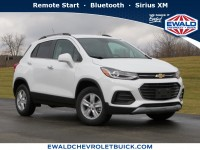 New, 2020 Chevrolet Trax LT, White, 20C225-1