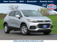 New, 2020 Chevrolet Trax LS, Silver, 20C782-1
