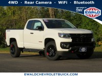 New, 2021 Chevrolet Colorado 4WD LT, White, 21C33-1