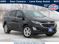 New, 2021 Chevrolet Equinox LT, Black, 21C435-1