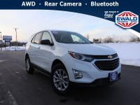 New, 2021 Chevrolet Equinox LS, White, 21C348-1