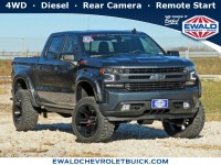 New, 2021 Chevrolet Silverado 1500 RST, Gray, 21C170-1
