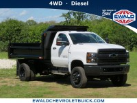 New, 2021 Chevrolet Silverado MD Work Truck, White, 21C549-1