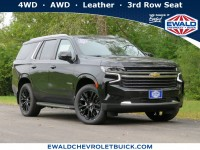 New, 2021 Chevrolet Tahoe LT, Black, 21C11-1