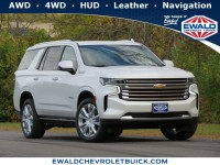 New, 2021 Chevrolet Tahoe High Country, White, 21C21-1