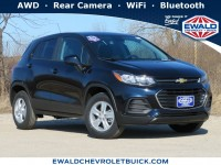 New, 2021 Chevrolet Trax LS, Blue, 21C475-1