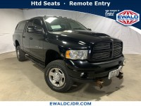 Used, 2004 Dodge Ram 2500 SLT, Black, DP53951-1