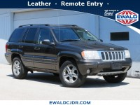 Used, 2004 Jeep Grand Cherokee Limited, Gray, CL133B-1