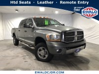 Used, 2006 Dodge Ram 2500 Laramie, Gray, DJ394B-1