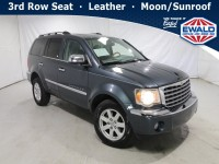 Used, 2007 Chrysler Aspen Limited, Blue, DP54505-1
