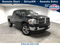 Used, 2008 Dodge Ram 1500 SLT, Black, DL265A-1