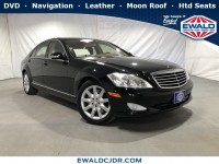 Used, 2008 Mercedes-benz S-class 5.5L V8, Other, DK276B-1