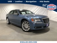 Used, 2011 Chrysler 300 Limited, Gray, DP53932-1