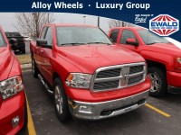 Certified, 2011 Ram 1500 Big Horn, Red, DP54408A-1