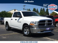 Used, 2011 Ram 1500 ST, White, DK332A-1