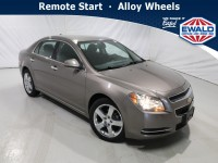 Used, 2012 Chevrolet Malibu LT, Gray, JM155B-1