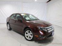 Used, 2012 Ford Fusion SE, Red, DL389A-1