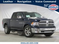 Used, 2012 Ram 1500 Laramie, Blue, DL223A-1