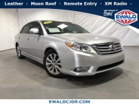 Used, 2012 Toyota Avalon Limited, Silver, DK334B-1