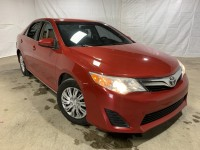 Used, 2012 Toyota Camry LE, Red, DK179B-1