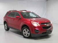 Used, 2013 Chevrolet Equinox LT, Red, JL463A-1