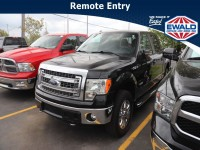 Used, 2013 Ford F-150 XLT, Black, DM219A-1