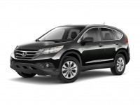 Used, 2013 Honda Cr-v EX-L, Gray, JM252A-1