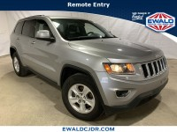 Used, 2014 Jeep Grand Cherokee Laredo, Silver, DP53744A-1
