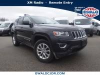 Used, 2014 Jeep Grand Cherokee Laredo, Gray, JK353A-1