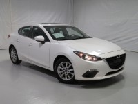 Used, 2014 Mazda Mazda3 i Touring, White, DL238A-1