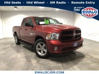 Used, 2014 Ram 1500 Express, Red, DP54024A-1