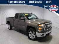 Used, 2015 Chevrolet Silverado 1500 LT, Brown, JM277A-1