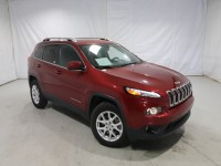 Used, 2015 Jeep Cherokee Latitude, Red, DP54493A-1