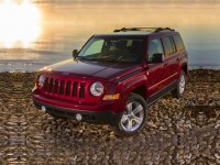 Used, 2015 Jeep Patriot Altitude, Silver, JM188A-1