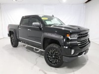 Used, 2016 Chevrolet Silverado 1500 LTZ, Black, DM191A-1