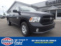 Certified, 2017 Ram 1500 Express, Gray, NA53226-1