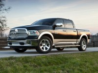 Certified, 2017 Ram 1500 Big Horn, Black, DP54350-1